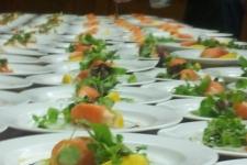 Salmon Paupiette